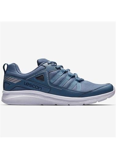 Lescon Hellium Cross 2 İndigo Erkek Spor Ayakkabı Mavi